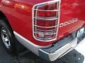 2002 Flame Red Dodge Ram 1500 SLT Quad Cab  photo #9