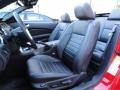 2011 Race Red Ford Mustang GT/CS California Special Convertible  photo #8