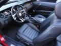 2011 Race Red Ford Mustang GT/CS California Special Convertible  photo #9