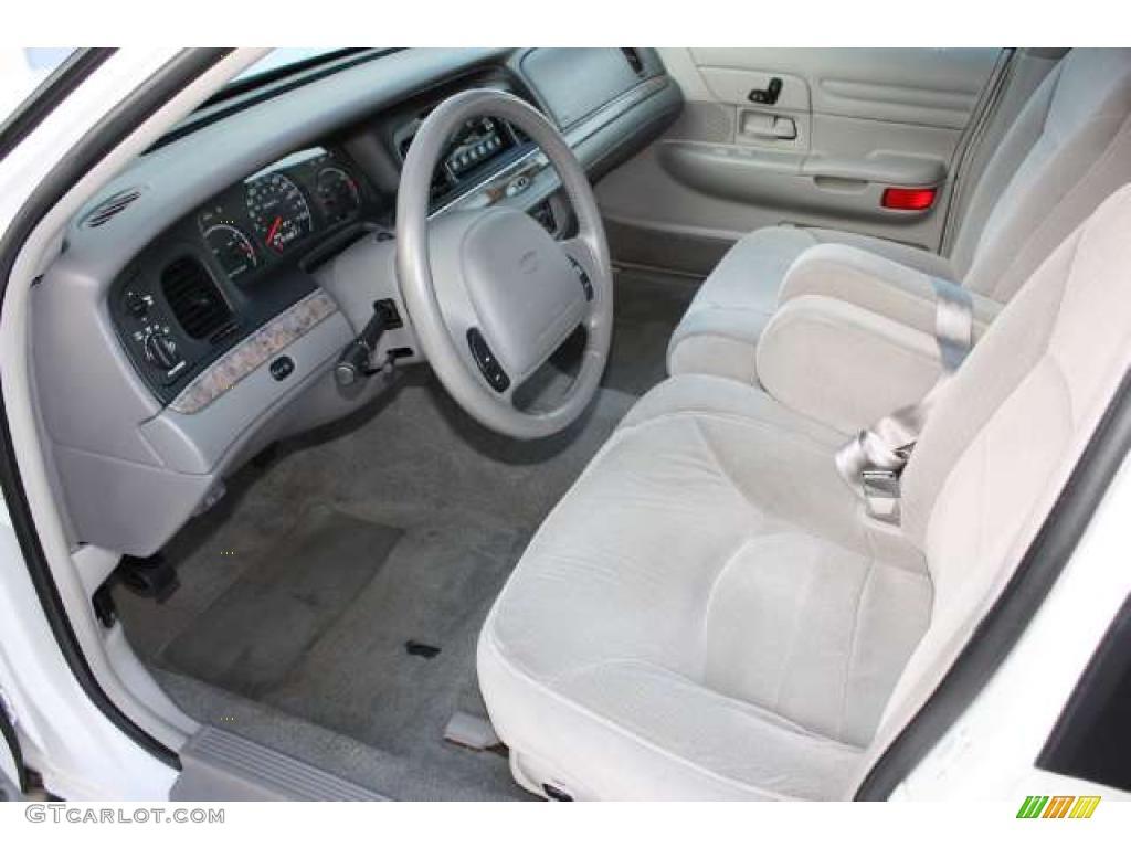 1998 Ford Crown Victoria Lx Sedan Interior Photo 43442088