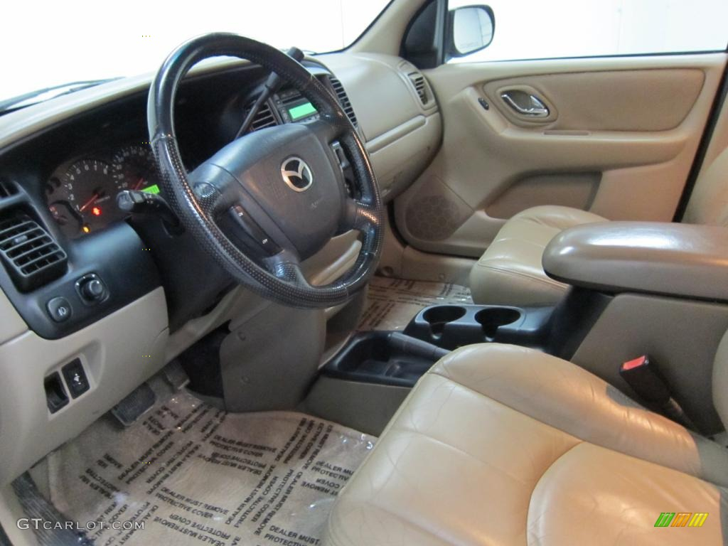 2002 mazda tribute lx v6 interior photo 43445360. Black Bedroom Furniture Sets. Home Design Ideas