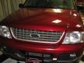 2003 Redfire Metallic Ford Explorer Eddie Bauer 4x4  photo #3