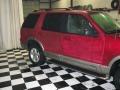 2003 Redfire Metallic Ford Explorer Eddie Bauer 4x4  photo #5