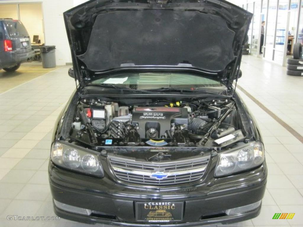 2004 Chevrolet Impala Ss Supercharged 3 8 Liter