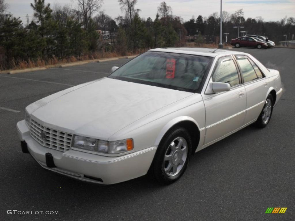 White 1995 Cadillac Seville Sts Exterior Photo 43461457