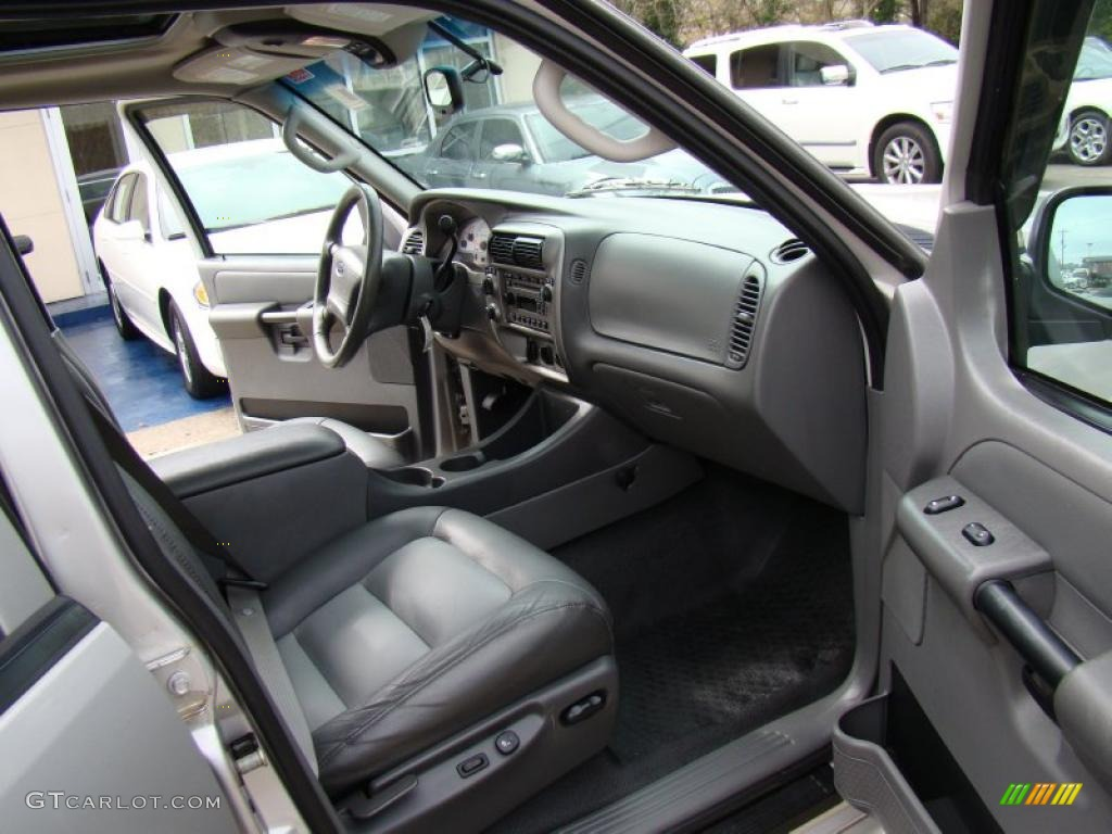 Medium dark flint interior 2005 ford explorer sport trac - Ford explorer sport trac interior parts ...