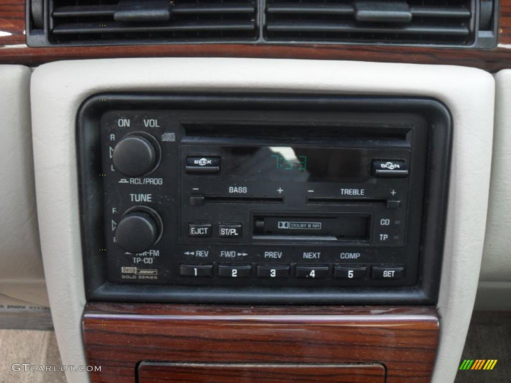 1995 Cadillac Seville Sts Controls Photo 43461664
