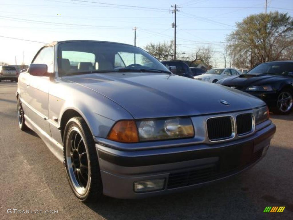 1996 alaska blue metallic bmw 3 series 328i convertible. Black Bedroom Furniture Sets. Home Design Ideas