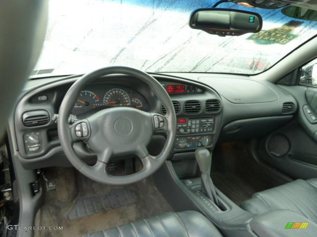 Graphite Interior 2003 Pontiac Grand Prix GTP Sedan Photo ...