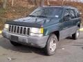1996 Forest Green Pearlcoat Jeep Grand Cherokee Laredo 4x4  photo #2
