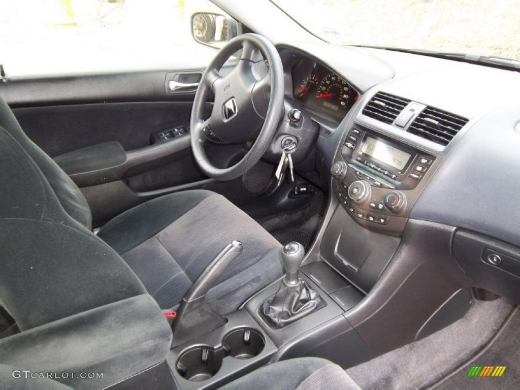 2005 honda accord lx sedan interior photo 43476058. Black Bedroom Furniture Sets. Home Design Ideas