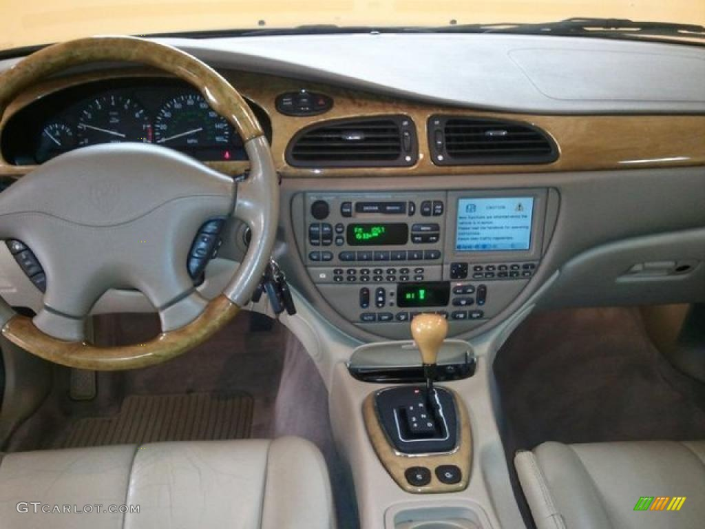 2001 Jaguar S Type 4.0 Interior Photo #43476694