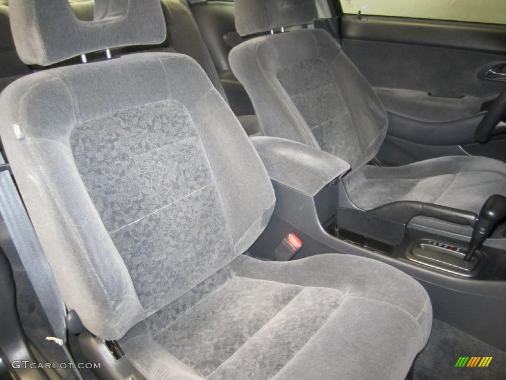 2001 Honda Accord Ex Coupe Interior Photo 43477922