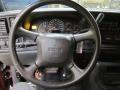 Graphite Steering Wheel Photo for 2001 GMC Sierra 1500 #43478686