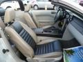 Medium Parchment Interior Photo for 2005 Ford Mustang #43491940
