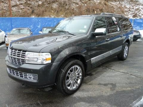 2007 Lincoln Navigator L Ultimate 4x4 Data, Info and Specs