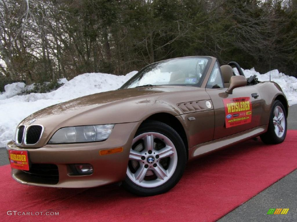 2001 Impala Brown Metallic Bmw Z3 2 5i Roadster 43440476 Gtcarlot Com Car Color Galleries