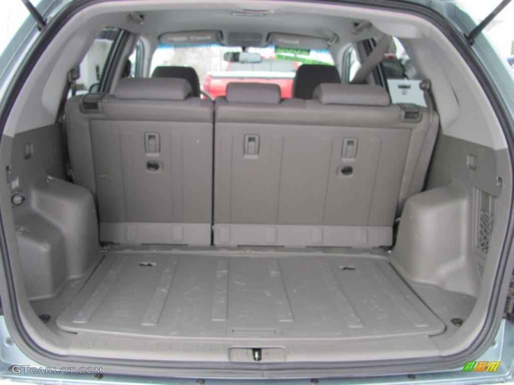 2006 hyundai tucson gl trunk photo 43521299