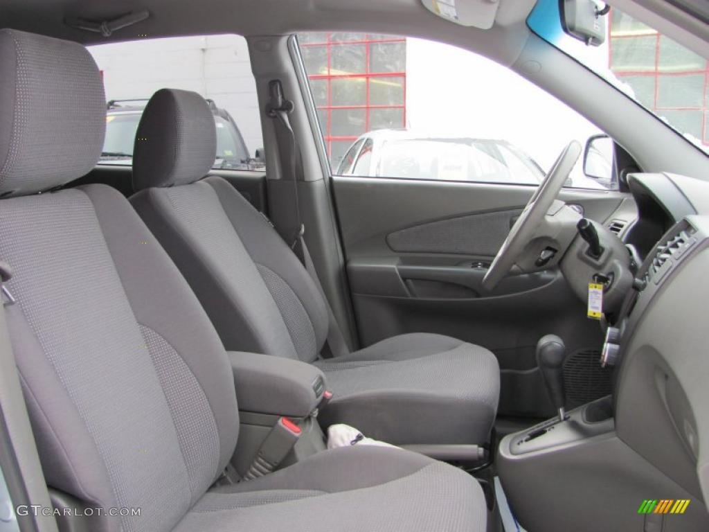 Gray Interior 2006 Hyundai Tucson Gl Photo 43521351