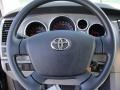 Graphite Gray Steering Wheel Photo for 2011 Toyota Tundra #43540719
