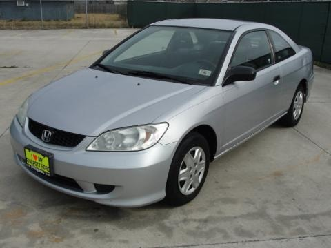 2005 honda civic value package coupe data info and specs. Black Bedroom Furniture Sets. Home Design Ideas