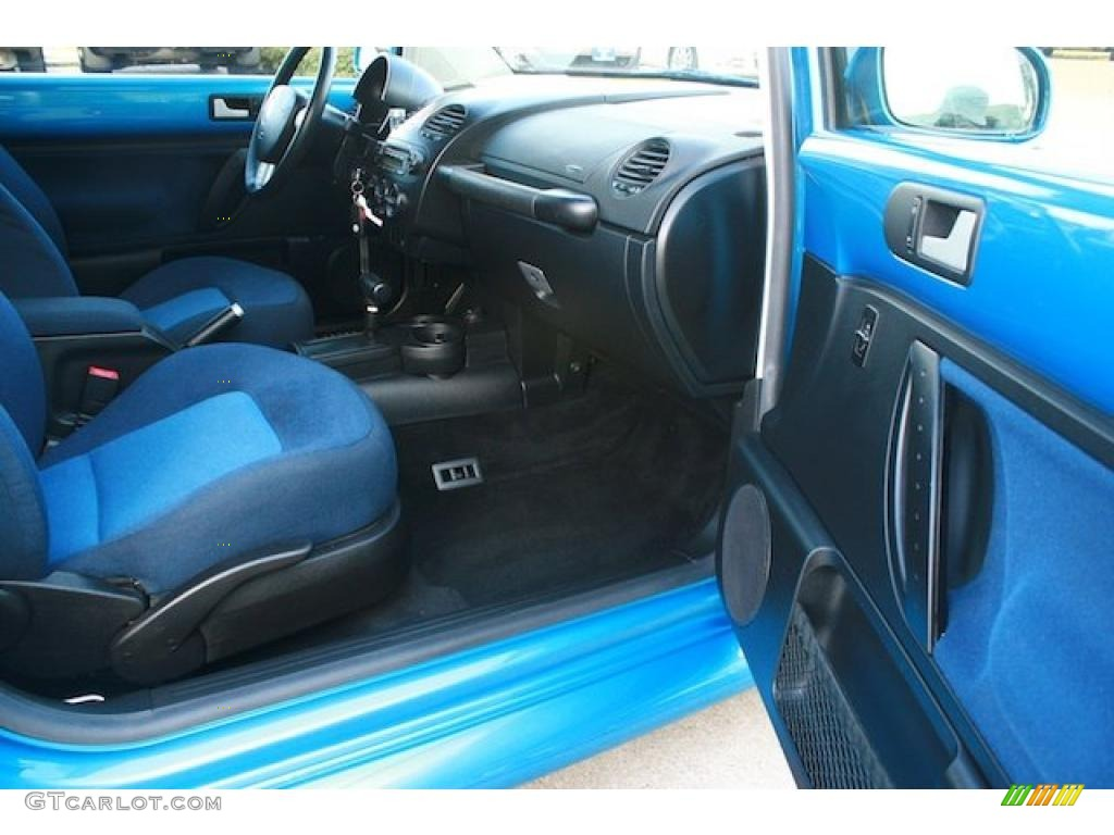 2004 volkswagen new beetle satellite blue edition coupe. Black Bedroom Furniture Sets. Home Design Ideas
