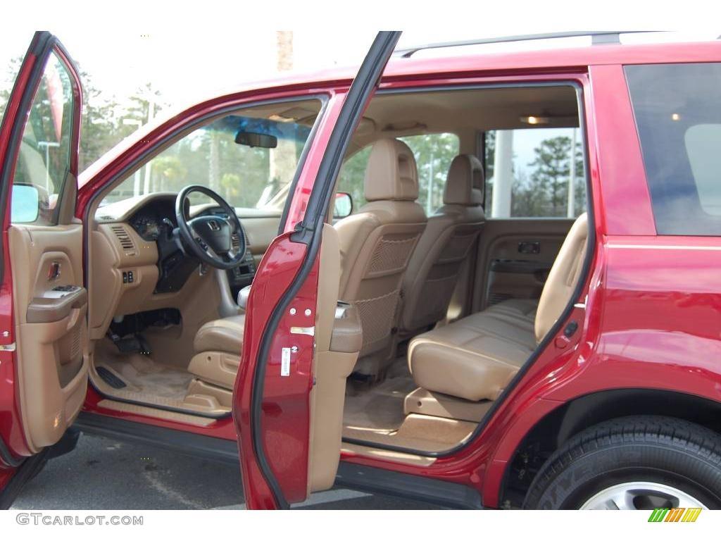 2004 Honda Pilot EX-L 4WD interior Photo #4355092 | GTCarLot.com
