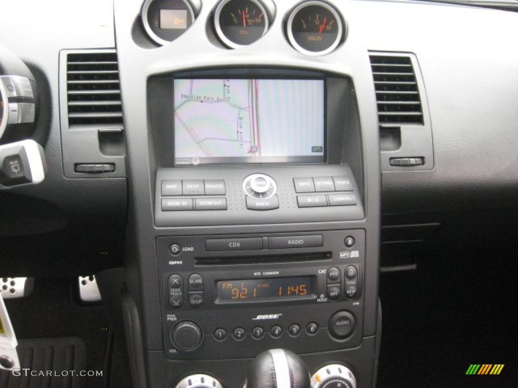 2006 Nissan 350z Grand Touring Coupe Navigation Photo 43553284 Gtcarlot Com