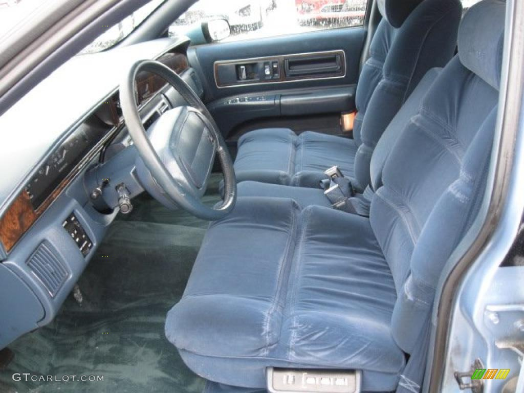 1992 light sapphire blue metallic buick roadmaster limited 43556826 photo 10 gtcarlot com car color galleries gtcarlot com