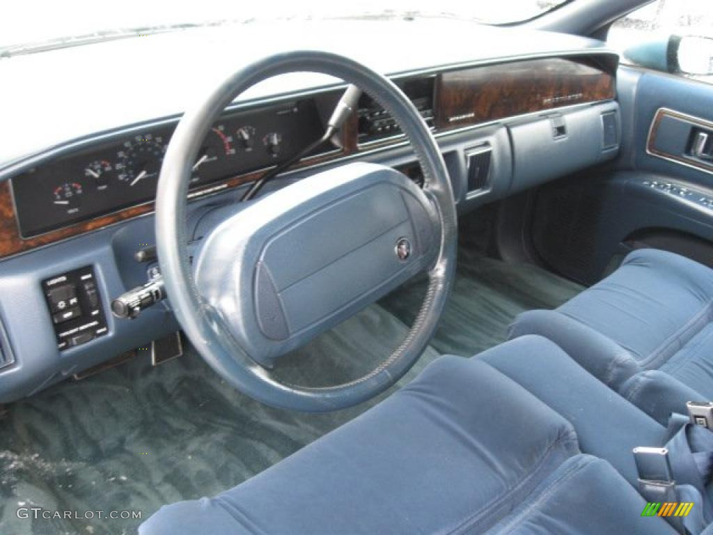 blue interior 1992 buick roadmaster limited photo 43579374 gtcarlot com gtcarlot com