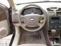 2007 Amber Bronze Metallic Chevrolet Malibu LS Sedan  photo #13