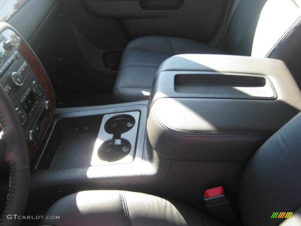 2011 Silverado 1500 LTZ Crew Cab 4x4 - Imperial Blue Metallic / Ebony photo #12