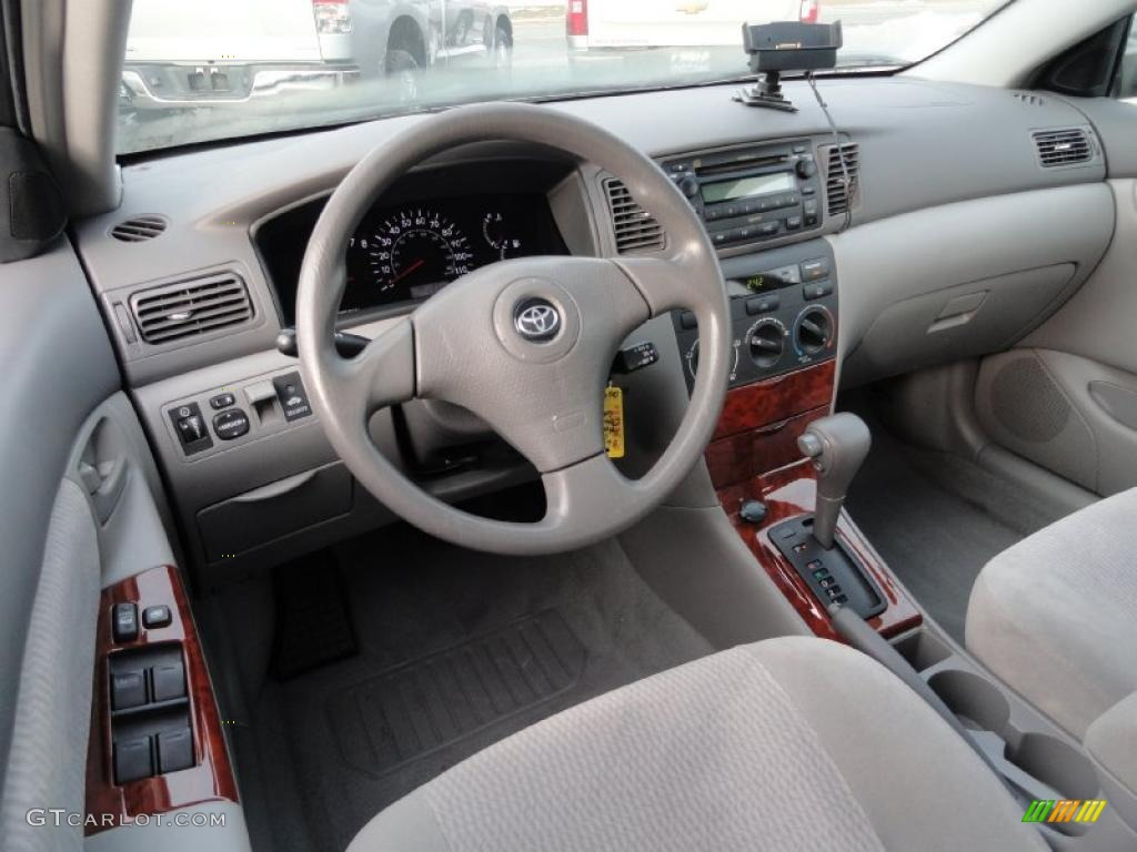 2006 Toyota Corolla Le Interior Photo 43620299