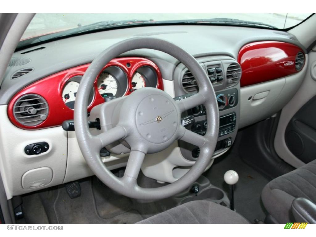gray interior 2002 chrysler pt cruiser touring photo. Black Bedroom Furniture Sets. Home Design Ideas