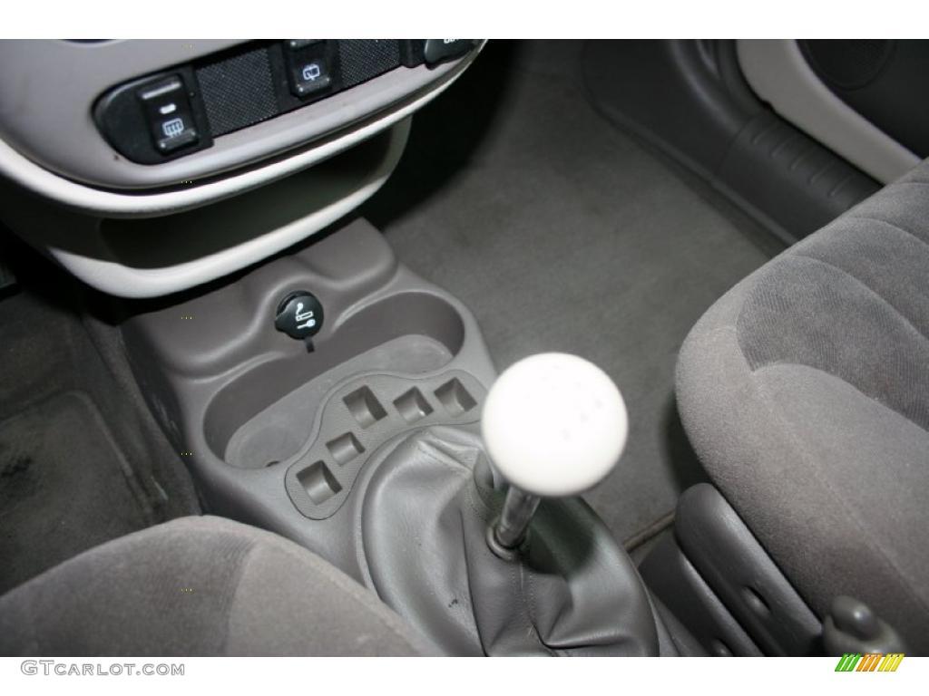 2002 Chrysler PT Cruiser Touring 5 Speed Manual Transmission Photo #43622304