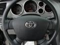 Graphite Gray Steering Wheel Photo for 2011 Toyota Tundra #43637376