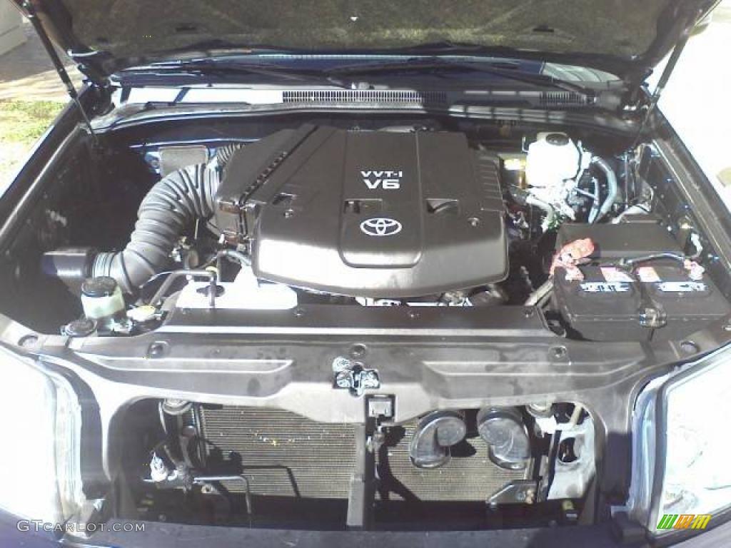 2005 toyota 4runner limited 4x4 4 0 liter dohc 24 valve. Black Bedroom Furniture Sets. Home Design Ideas
