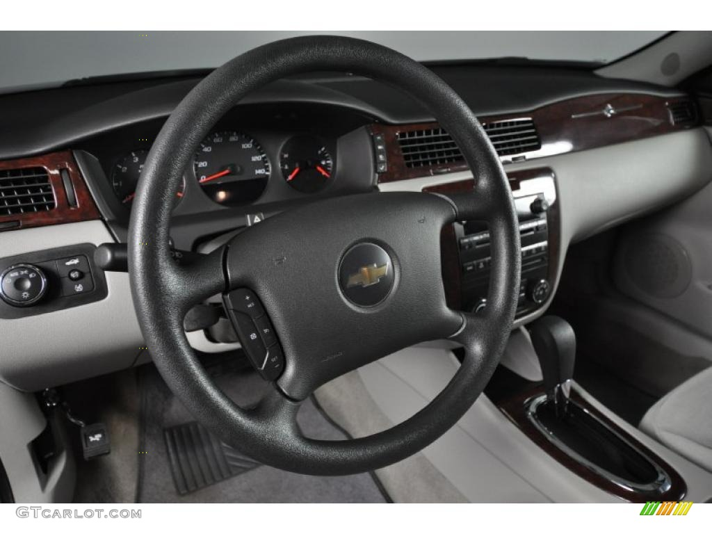 2004 chevy impala interior