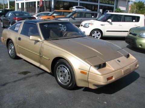 1986 nissan 300zx data info and specs. Black Bedroom Furniture Sets. Home Design Ideas