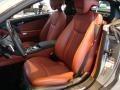 2011 SL 550 Roadster Red Interior
