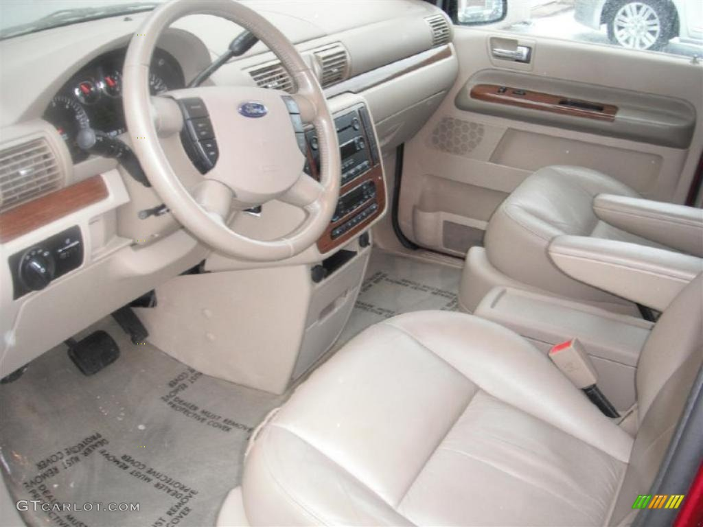 2005 Ford Freestar Limited Interior Photo 43722553