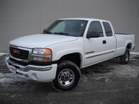 2005 gmc sierra 2500hd sle extended cab data info and specs. Black Bedroom Furniture Sets. Home Design Ideas