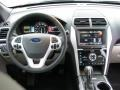 Medium Light Stone Dashboard Photo for 2011 Ford Explorer #43769664