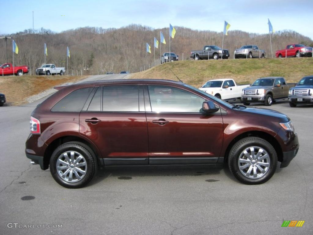 Cinnamon metallic 2009 ford edge sel exterior photo 43772892 gtcarlot com