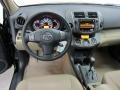Sand Beige Dashboard Photo for 2011 Toyota RAV4 #43788154