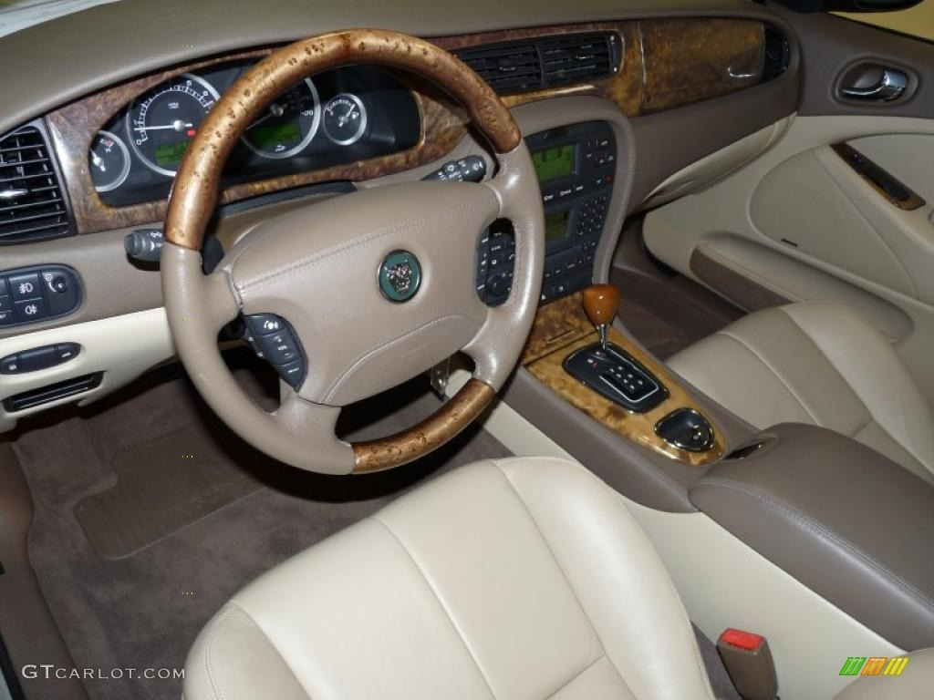 2006 jaguar s type 4 2 interior color photos. Black Bedroom Furniture Sets. Home Design Ideas