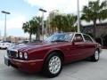 Carnival Red 2000 Jaguar XJ Gallery