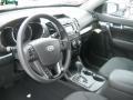 2011 Bright Silver Kia Sorento LX AWD  photo #8