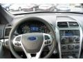 Medium Light Stone Dashboard Photo for 2011 Ford Explorer #43823561