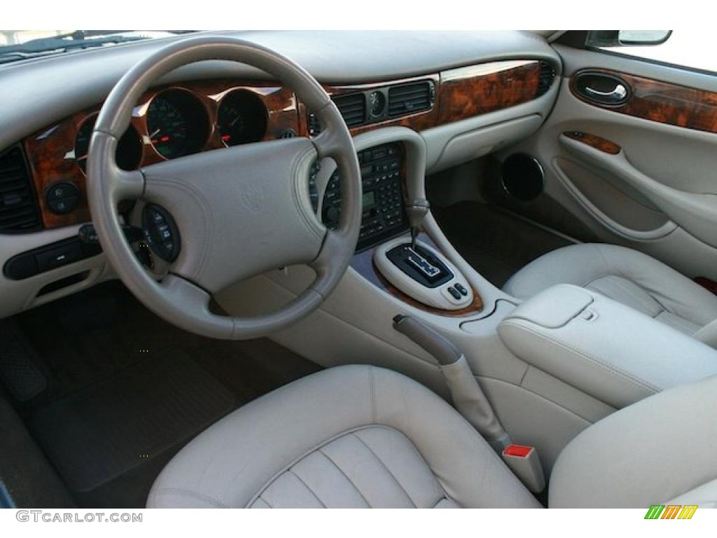 Cashmere Interior 1999 Jaguar Xj Xj8 Photo 43832381